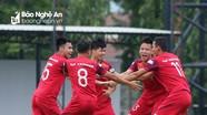 ĐT Việt Nam cười thả ga chơi trò 'tìm đồng đội' trước trận Thái Lan