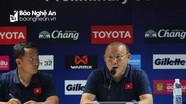 HLV Park Hang-seo: 'Ngoại trừ Thái Lan, 15 đối thủ còn lại đều rất mạnh'