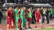 Nhiều tuyển thủ Việt Nam chấn thương và sa sút trước ngày đấu Malaysia, Indonesia