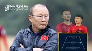 Phạm Xuân Mạnh - người 'kế vị' hoàn hảo của Trọng Hoàng tại tuyển quốc gia?