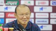 HLV Park Hang-seo: Điều quan trọng không phải nhiều bàn thắng mà là đánh bại Indonesia!