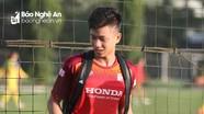 Phan Văn Đức hồi phục nhanh, Trọng Hoàng phấn khích với SEA Games 30