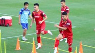 HLV Park Hang-seo xếp Hoàng Thịnh, Xuân Mạnh đấu tập với U22 Việt Nam