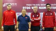 HLV Park Hang-seo và đối thủ UAE thận trọng trước ngày chạm trán
