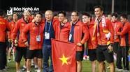 Những người Nghệ thầm lặng trong đúp Vô địch SEA Games 30