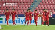 Bùi Tiến Dũng sai lầm, U23 Việt Nam nhìn UAE và Jordan dắt tay nhau vào tứ kết