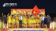 Các đội trẻ Sông Lam Nghệ An trước cơ hội tái lập kỷ lục