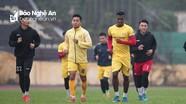 Tiền đạo Hồ Tuấn Tài và sứ mệnh 'gồng gánh' SLNA tại V.League 2020