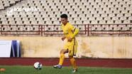 Phạm Xuân Mạnh lại chấn thương, lỡ hẹn V.League gần 1 tháng