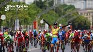 Khai mạc giải đua xe đạp 'Non sông liền một dải' năm 2020 xuất phát từ Nghệ An