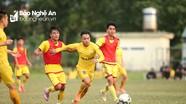 Đội trưởng SLNA tự tin vượt qua CLB Bình Định tại Cúp quốc gia
