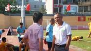 HLV Ngô Quang Trường chỉ ra nguyên nhân SLNA không thể chọc thủng lưới Thanh Hóa
