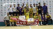 Đội U11 SLNA và U13 SLNA thắng trận liên tiếp tại Vòng loại Giải bóng đá TN-NĐ toàn quốc