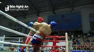 Nghệ An giành 7 HCV tại Giải vô địch Kick-Boxing trẻ toàn quốc 2020