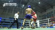 Những hình ảnh ấn tượng tại Giải vô địch Kick-Boxing trẻ toàn quốc 2020 ở Nghệ An