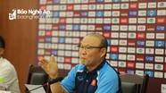 HLV Park Hang-seo nói thẳng vấn đề giảm lương và mục tiêu tại Vòng loại World Cup 2022