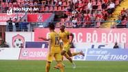 Thua đậm Hải Phòng, Sông Lam Nghệ An chính thức văng khỏi tốp 8 V.League 2020