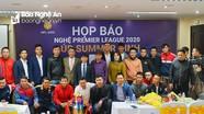Văn Quyến, Khắc Ngọc tranh tài tại Giải bóng đá Nghệ Premier League 2020