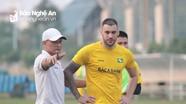 Hoãn trận Sài Gòn - SLNA và 4 trận đấu còn lại của vòng 3 V.League 2021?