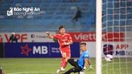 Vòng 3 V.League 2021: Nỗi buồn của SLNA và HL Hà Tĩnh
