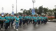 Nghệ An: Gần 1.000 người tham gia Ngày chạy Olympic vì sức khỏe toàn dân
