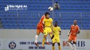 Nhìn lại màn trình diễn '10 điểm' của Phan Văn Đức tại vòng 5 V.League 2021
