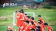 HLV Park Hang-seo chốt danh sách sang UAE, Xuân Mạnh và Văn Hoàng vắng mặt