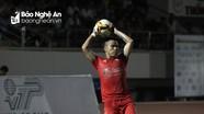 Cựu tuyển thủ Âu Văn Hoàn bất ngờ tái xuất trong màu áo Hải Phòng