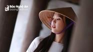 Ngắm vẻ đẹp trong trẻo của tân hoa khôi sinh viên Nghệ An