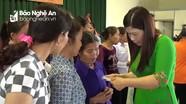 Phụ nữ Nghi Lộc ra mắt mô hình 'Biến rác thải thành thẻ BHYT'