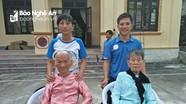 190 người khuyết tật ở Thanh Chương được trao tặng xe lăn