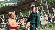 Hỗ trợ bò sinh sản cho gia đình chính sách ở Kỳ Sơn