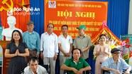 Tặng quà cho người khuyết tật và học sinh nghèo ở TP. Vinh, Kỳ Sơn và Tân Kỳ