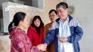 Hỗ trợ tiền làm nhà cho hộ nghèo ở Đô Lương
