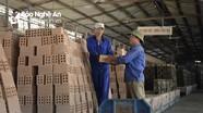 Công ty CP Gạch ngói 22-12: Không ngừng tạo dựng thương hiệu, uy tín
