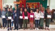 Nhiều hoạt động tặng quà Tết người nghèo Xuân Canh Tý ở các địa phương