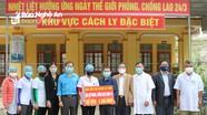 Nhiều cá nhân, tổ chức ở Nghệ An quyên góp ủng hộ phòng chống Covid-19