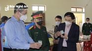 Nhiều hoạt động ủng hộ phòng, chống dịch Covid-19 ở Nghệ An