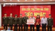 Cập nhật các đơn vị, địa phương quyên góp, ủng hộ đồng bào miền Trung
