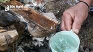 Thực hư tin đồn mạch nước ngầm chữa bệnh ở miền núi Nghệ An