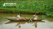 Bát ngát hương sen Nam Tân
