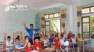 Sinh viên tình nguyện mở 10 lớp Tiếng Anh miễn phí cho học sinh miền núi