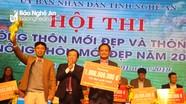 Hưng Tân đạt giải Nhất xã đẹp nông thôn mới Nghệ An, được thưởng 1 tỷ đồng