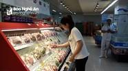 Vì sao thịt lợn đông lạnh khó tiêu thụ?