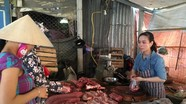 Nghệ An: Giá lợn hơi nhảy vọt, giá thịt tăng cao theo Covid -19