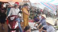 Nghệ An: Vẫn lơ là phòng, chống dịch Covid-19 ở các chợ dân sinh