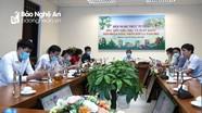 Nghệ An tham gia Hội nghị xúc tiến tiêu thụ và xuất khẩu xoài, nhãn Sơn La