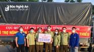 Nghệ An chung tay hỗ trợ Bắc Giang tiêu thụ vải thiều