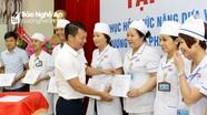 82 học viên tham gia tập huấn phương pháp phục hồi chức năng cho người khuyết tật