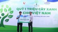 Vinamilk trồng 100.000 cây xanh tại Khu Di tích lịch sử Quốc gia Nà Tu, Bắc Kạn